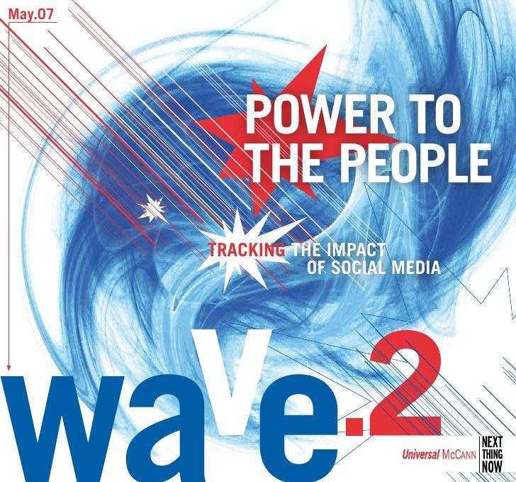 Universal McCann Wave 2