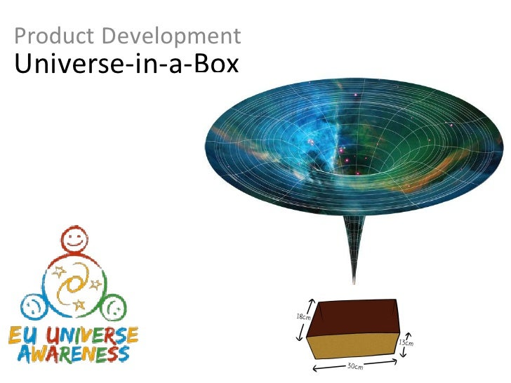 Product DevelopmentUniverse-in-a-Box
