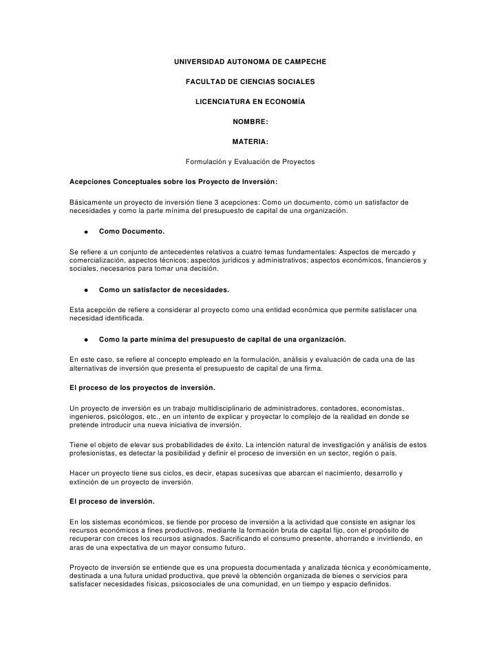 UNIVERSIDAD AUTONOMA DE CAMPECHE<br />FACULTAD DE CIENCIAS SOCIALES<br />LICENCIATURA EN ECONOMÍA<br />NOMBRE:<br />MATERI...
