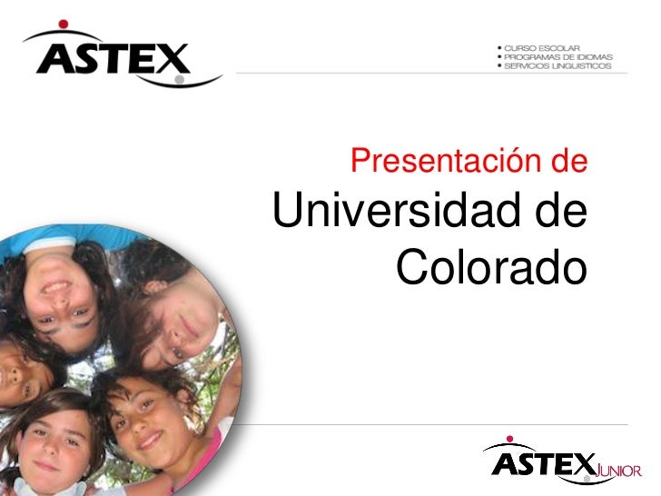 Universidad de Colorado