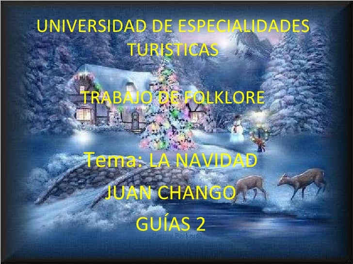 Universidad De Especialidades Turisticas[1]