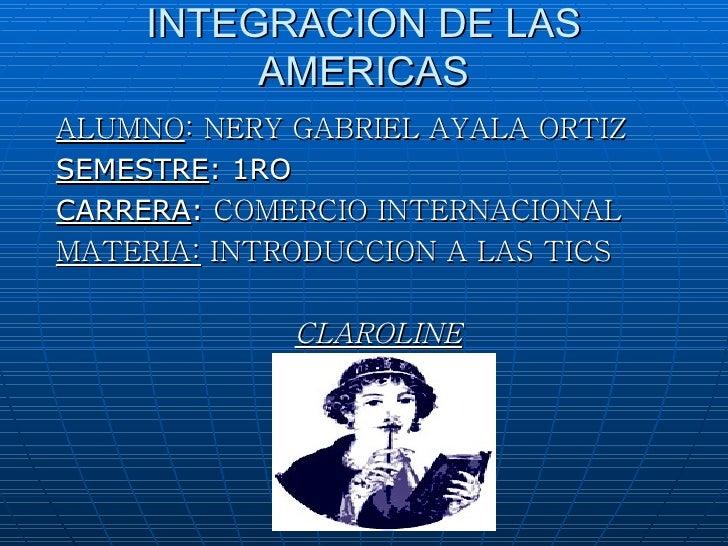 Universidad de integracion de las americas