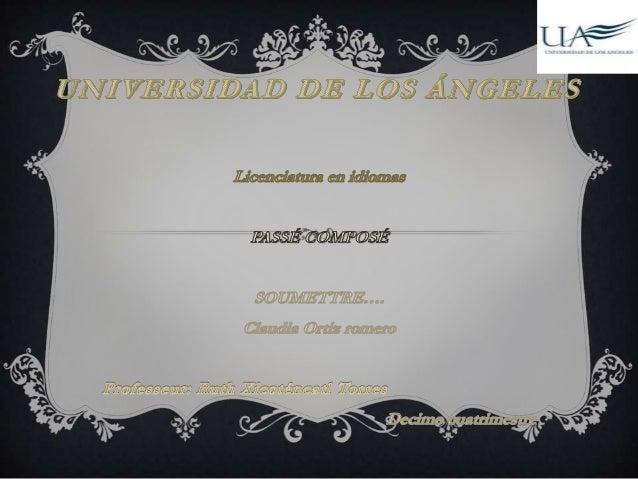  Este material va dirigido para aquellas personas que desean aprender otro idioma en este caso francés sin embargo tambié...