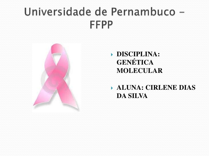 Universidade de pernambuco   ffpp