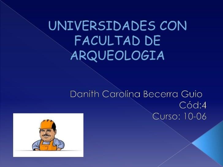 Universidad Nacional de Colombia: