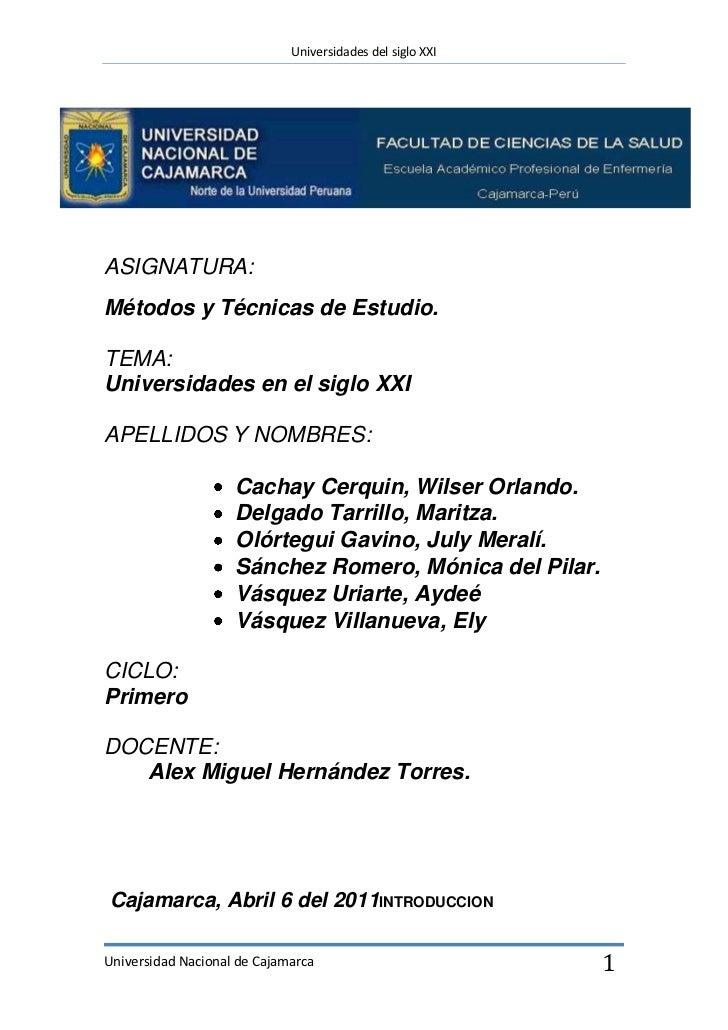 -4578357429500<br />ASIGNATURA:<br />                 Métodos y Técnicas de Estudio.     <br />                           ...