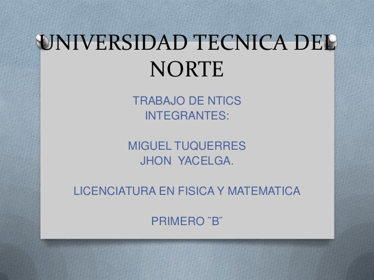 Universidad tecnica del_norte