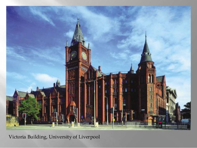 Great britain universities