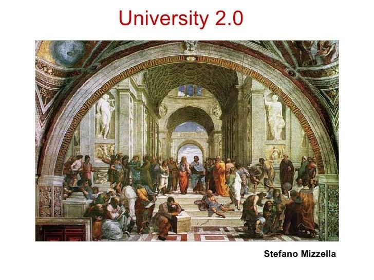 University 2.0 - Stefano Mizzella