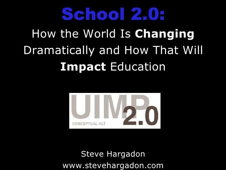 School 2.0: Future of Education