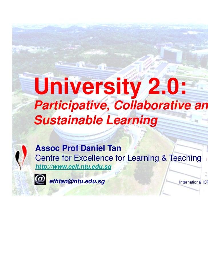 University 2.0