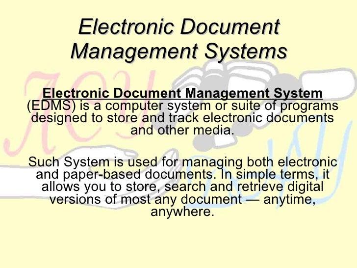 University electronic management system