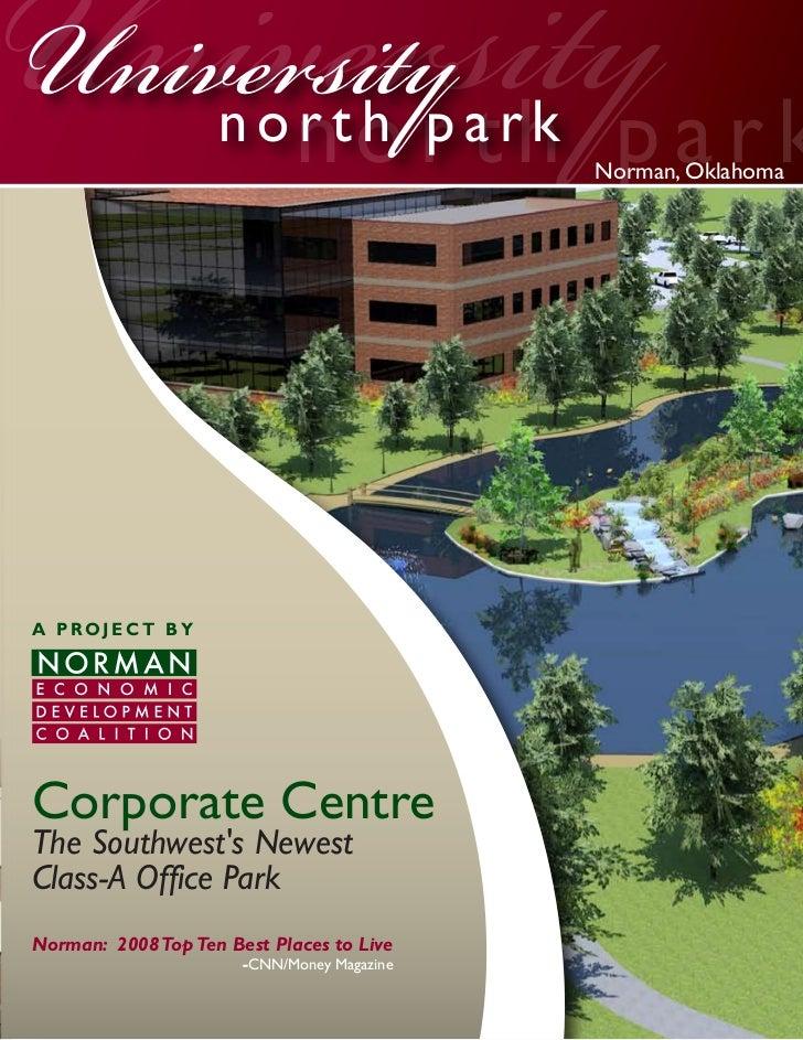 University North Park Corporate Centre