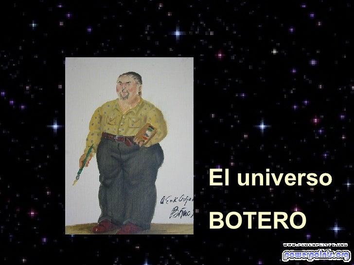 Universo Botero 2189