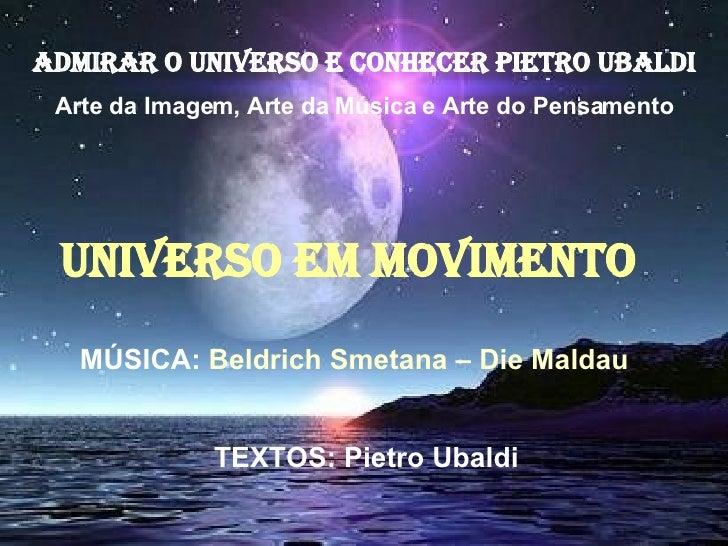 Universo Em Movimento