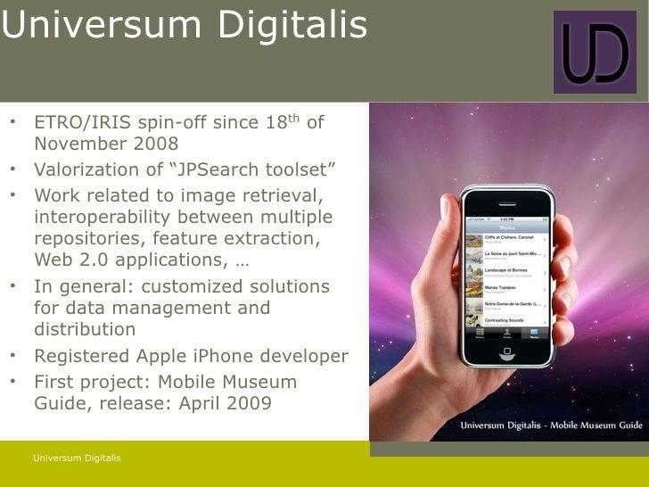 Universum Digitalis