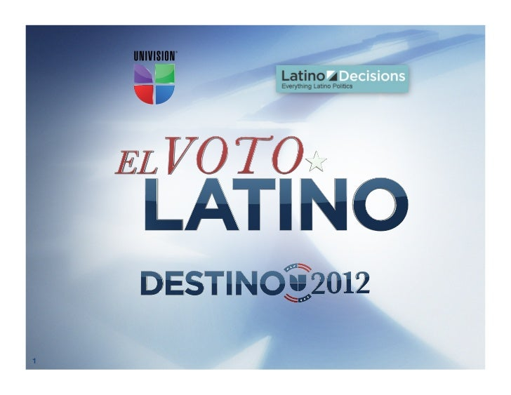 Univision Poll Results