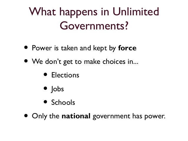 bizrplhyj limited government unlimited