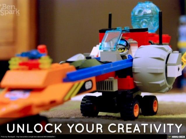 Unlock Your Creativity