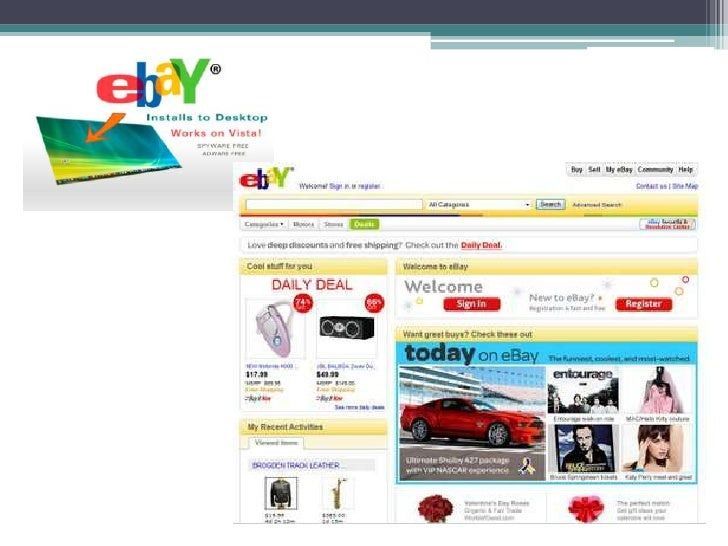 ebay business analysis Ebay inc is one of the largest and widely used online auction site and popular market place allowing customers to buy and sell almost everything ebay.