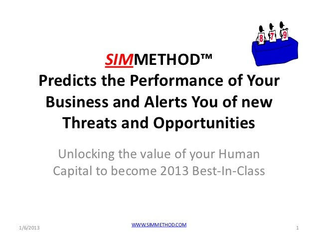 Unlocking the value of your human capital