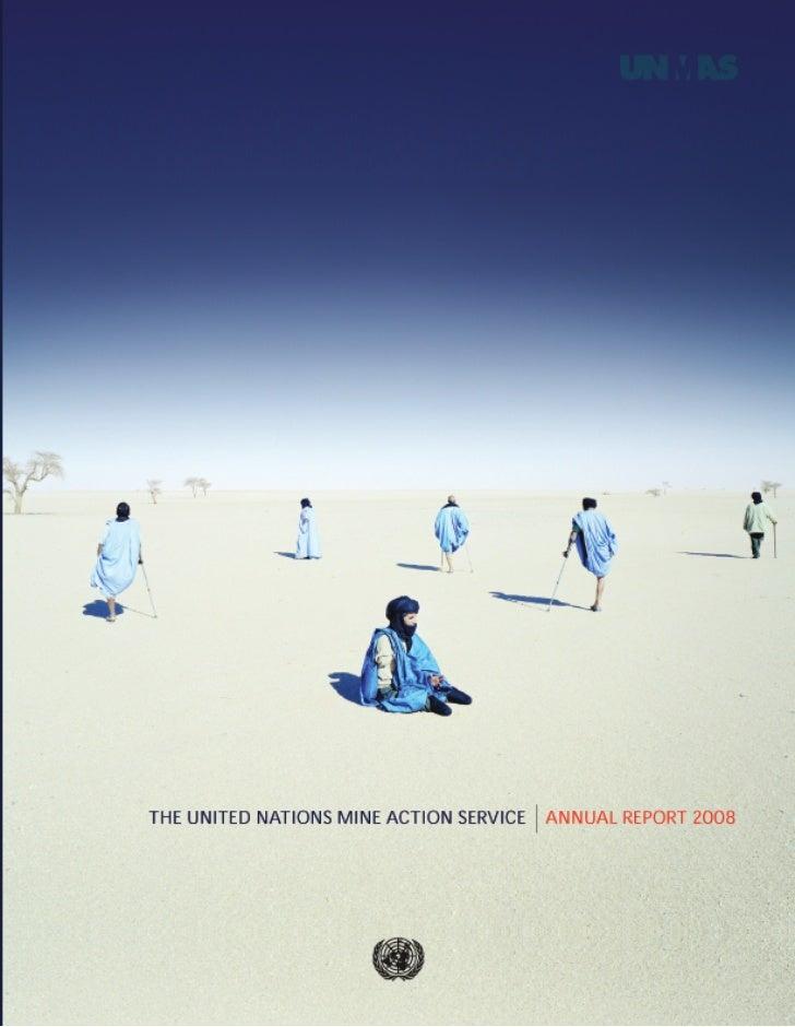 U N M A S  Annual  Report 2008