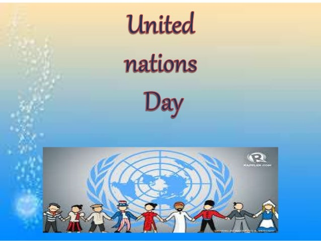 Top Beautiful United Nations Day Images for Free Download