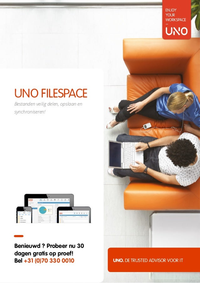 UNO FileSpace brochure