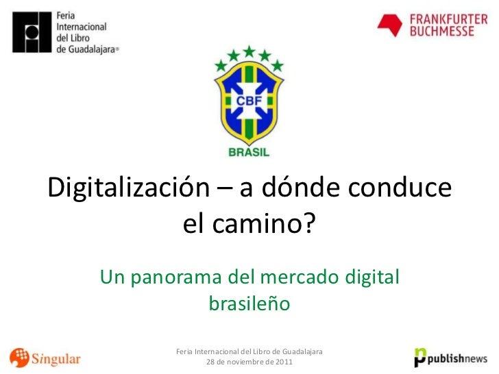 Un panorama del mercado digital brasileño