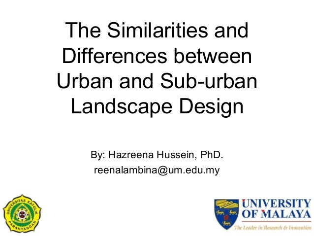 difference between rural and urban marketing pdf