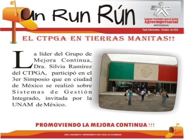 Un run rún smc