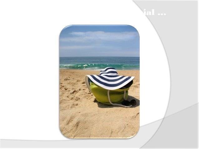 Un sac de plage très spécial …