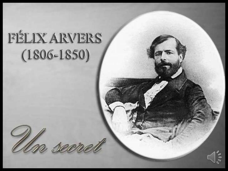 Un secret felix arvers (v.m.)