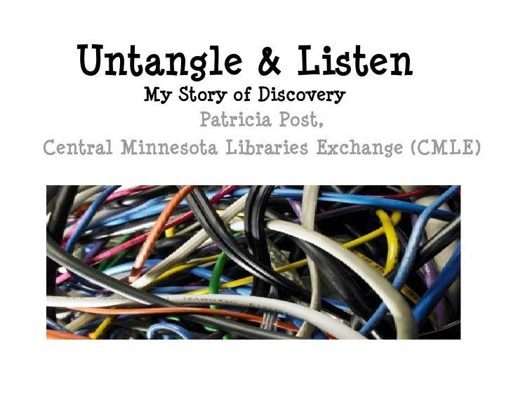Untangle & Listenpdf.Pptx