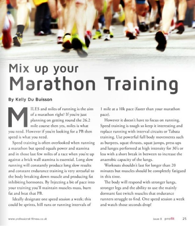 NCTJ diploma student writes article for fitness magazine
