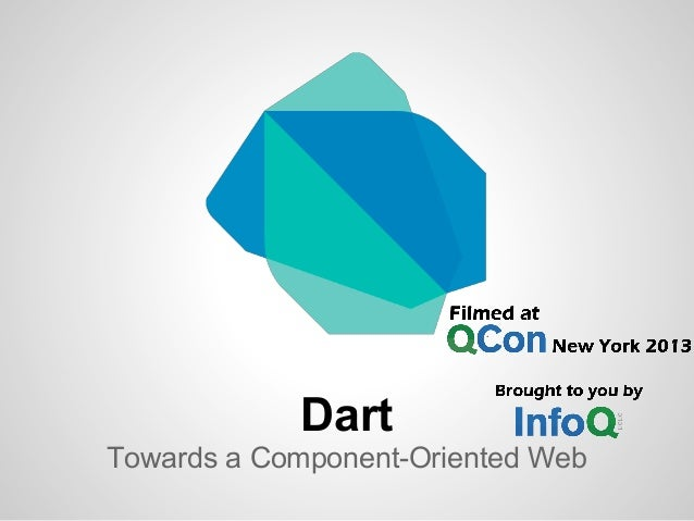 Component-Oriented Web Development with Dart