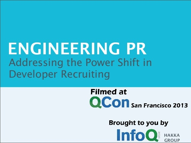 HAKKA GROUP ENGINEERING PR Addressing the Power Shift in Developer Recruiting