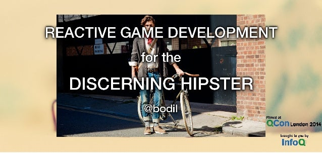 What Every Hipster Should Know About Functional Reactive Programming