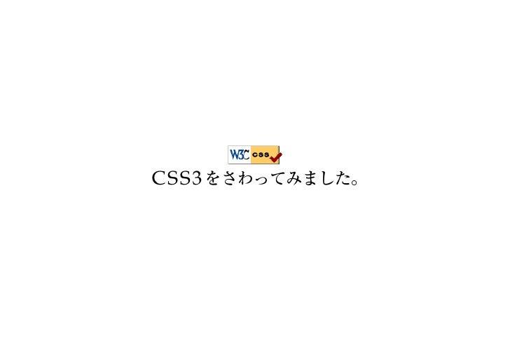 C S S3