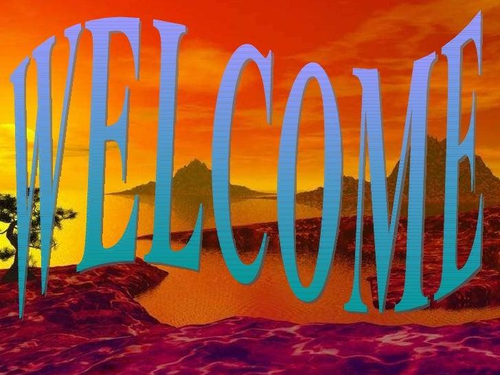 <ul>WELCOME </ul>