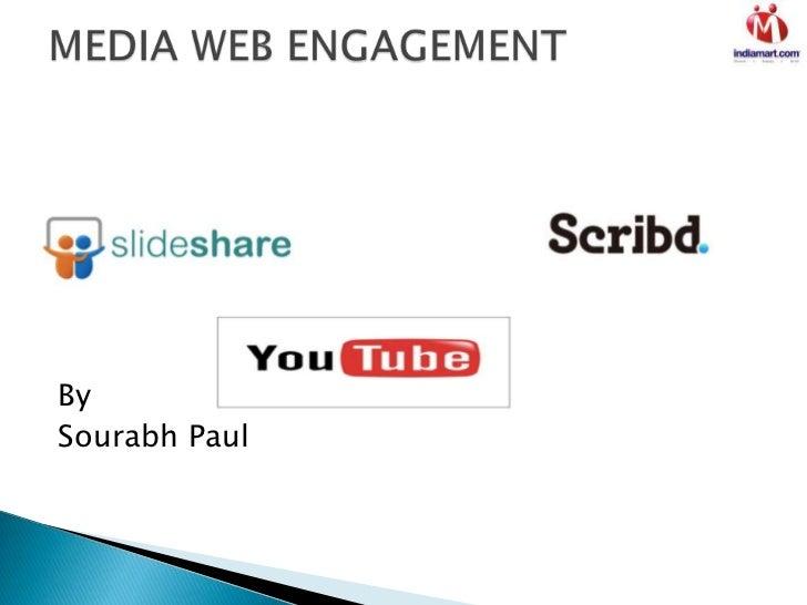Media Web Engagement