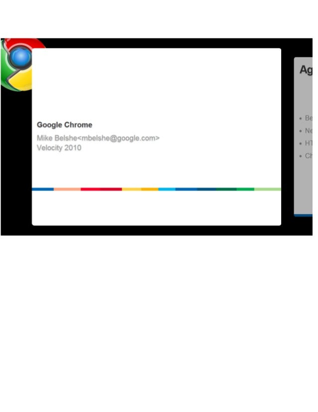 Chrome Velocity 2010