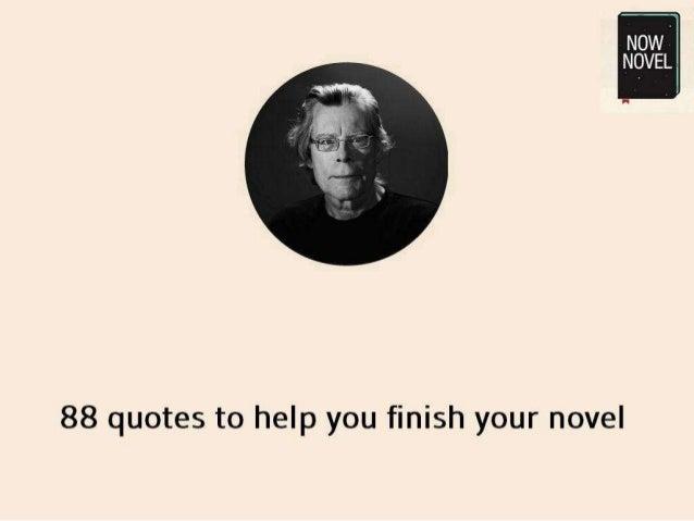Novel help