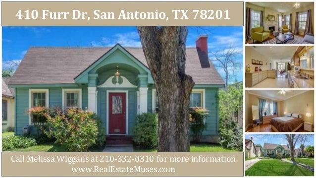 3 Bedroom 2 Bathroom San Antonio Tx Home For Sale 410 Furr Dr