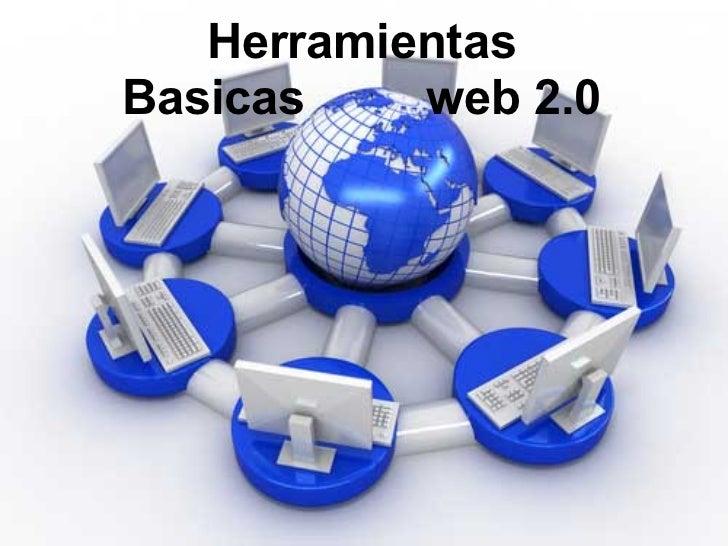 HerramientasBasicas    web 2.0