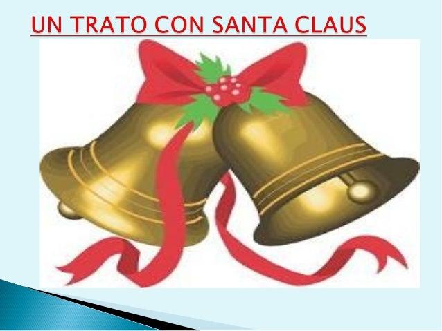 Julio estaba muy enfadado, porque Santa Claus no le traía suficientes regalos . ¡Solo le traía , amigos y amigos ! Estaba ...
