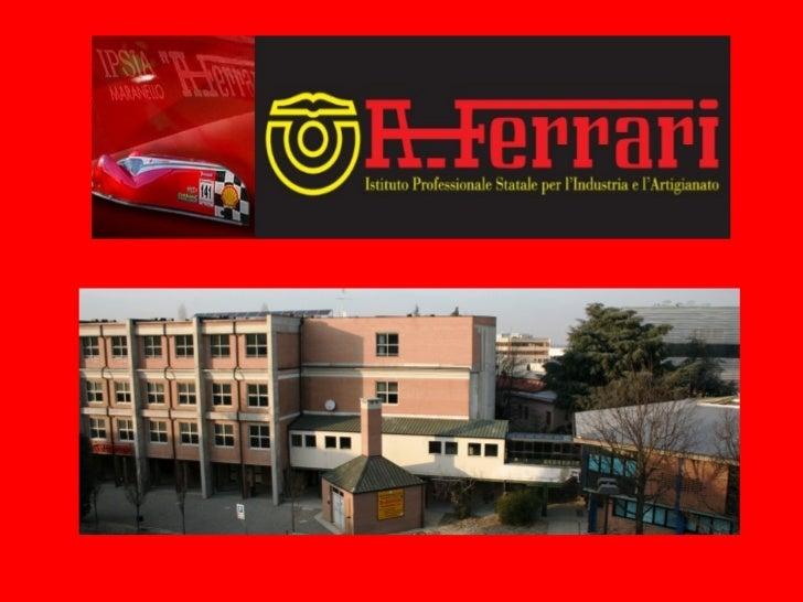 In 1965 Enzo Ferrari converted the previous private          school (used to train his staff )              into a public ...