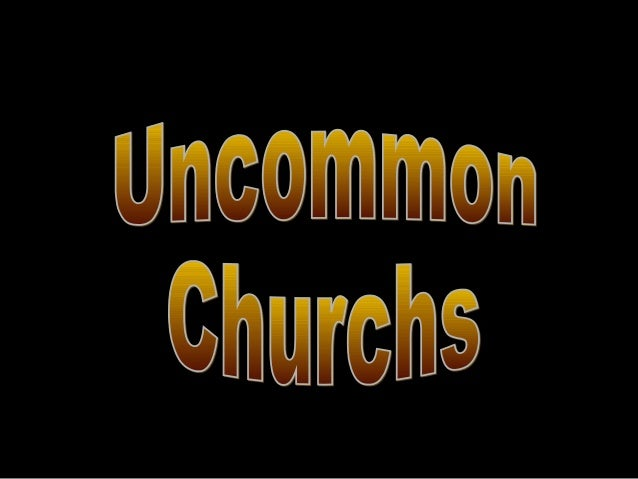 Unusual churches1cox