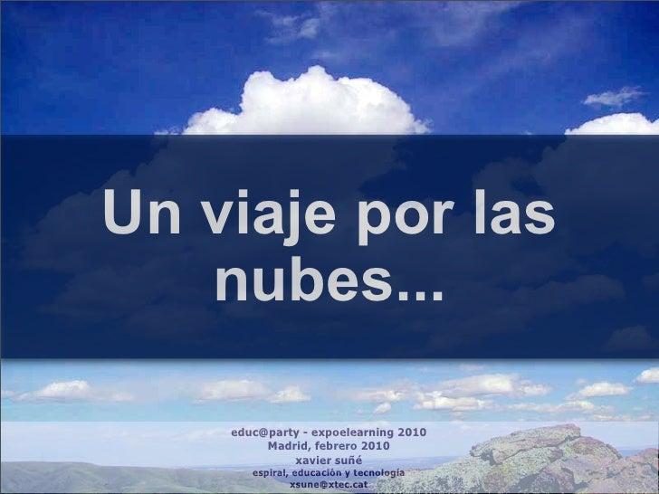 Un viaje por_las_nubes
