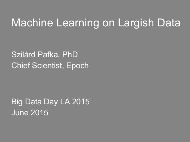 epoch machine learning